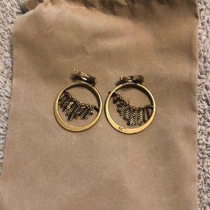 Kenneth Cole dangle earrings